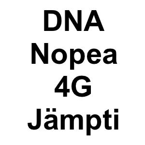 DNA Nopea 4G Jämpti