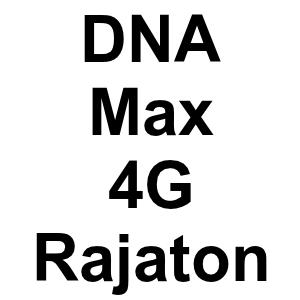 DNA Max 4G Rajaton puhelinliittymä rajattomalla 4g netillä, puheella ja viesteillä